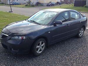 Mazda 3 GS 2008