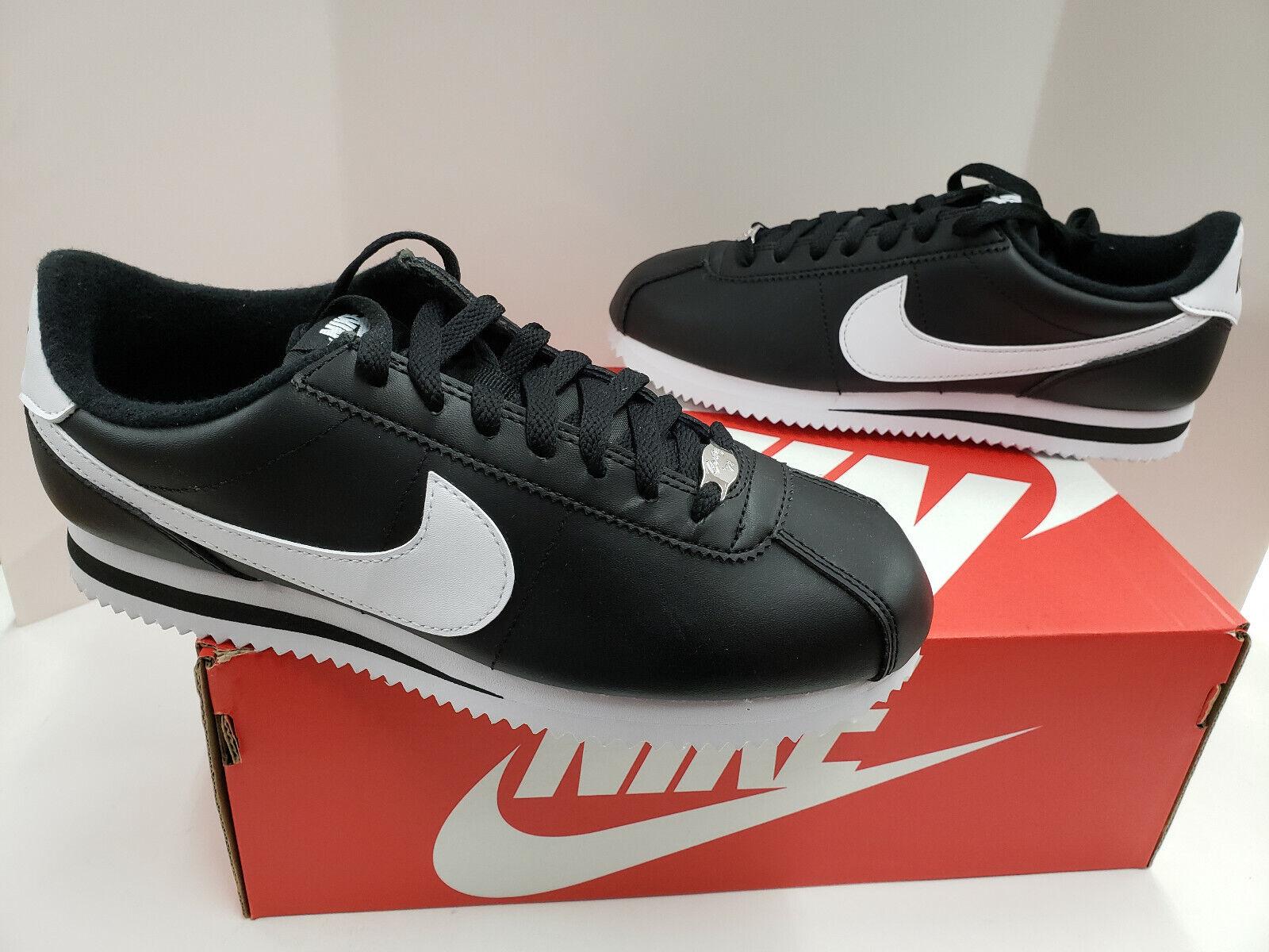 Mens Nike Cortez Basic Leather Premium
