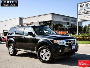 2012 Ford Escape XLT 4 x4 ~ New Front Rotors & Pads ~