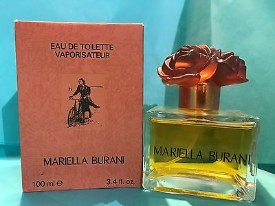 MARIELLA BURANI ORIGINAL Women Perfume 3.4oz 100ML EDT NIB Sealed Box (Original Womens Perfume)
