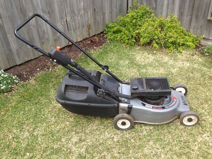 Victa 2 stroke lawn mower Williamstown Hobsons Bay Area Preview