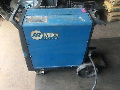 Millermatic 300 3 Phase Mig Welder