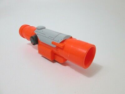 Nerf Zombie Longshot CS-6 Tactical Sniper Scope Longstrike Orange