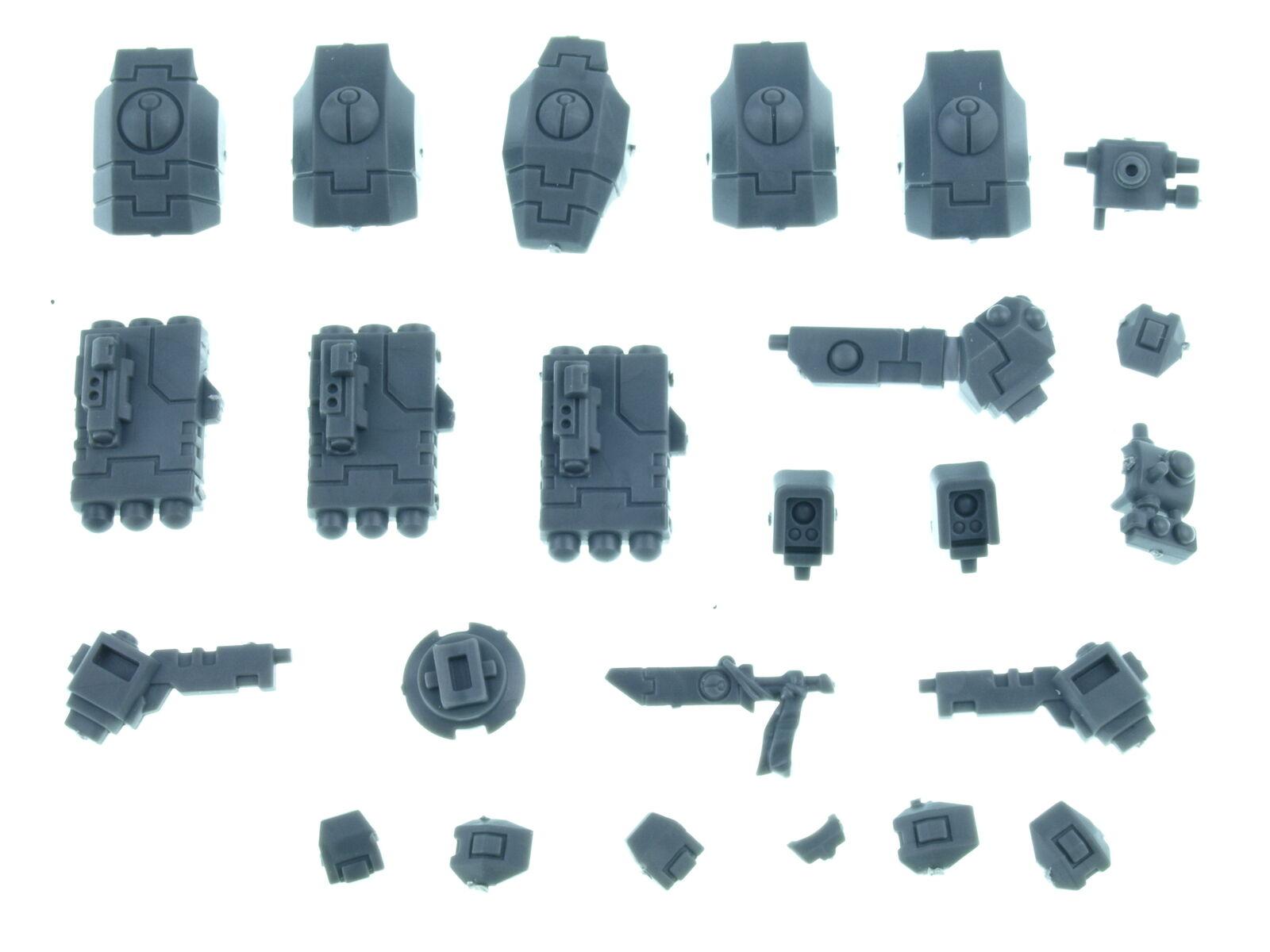 Pulse Rifles 12x *Big Pack* Tau Fire Warriors