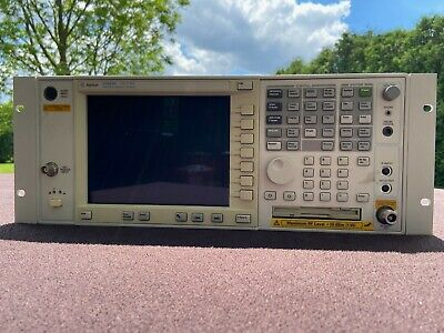 Agilent E4443a Psa Series Spectrum Analyzer 3hz To 6.7ghz