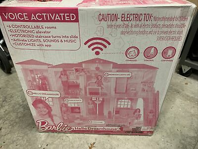NEW BIG Beautiful Barbie Hello Dreamhouse Voice 2016 DPX21-Discontinued RARE