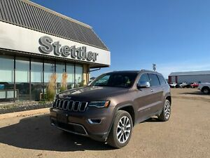 2018 Jeep Grand Cherokee Limited LUXURY GROUP II! LEATHER!