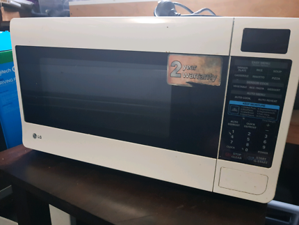 Lg Microwave Oven Not Working