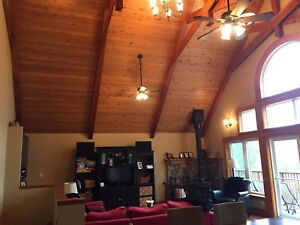 Wow! Spectacular Cottage Property Rental Near Calabogie ON