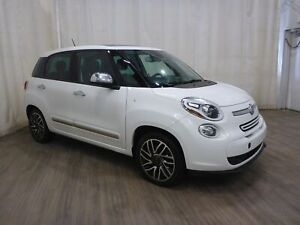 2014 Fiat 500L Lounge No Accidents Leather Sunroof