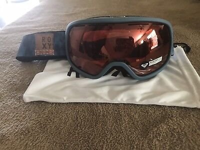 9ec68238e9 BRAND NEW Roxy Rockferry Women s Snowboard Goggles