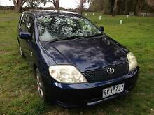 CHRISTMAS SPECIAL *****2002 Toyota Corolla***** Bakery Hill Ballarat City Preview
