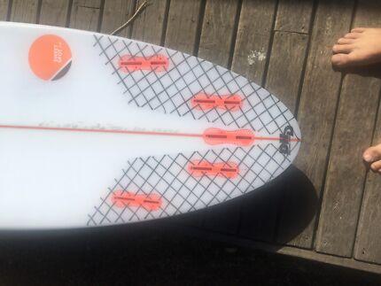 "Surfboard 6'1"" 30Ltr"