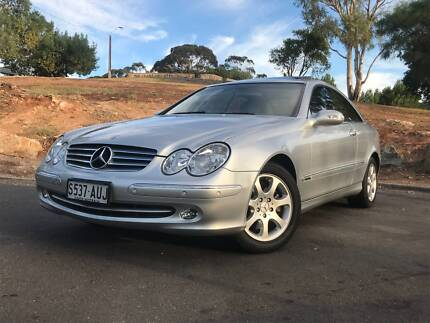 2004 Mercedes-Benz CLK 320 very low kms Stonyfell Burnside Area Preview