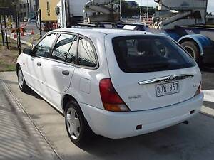 2000 Ford Laser Hatchback Footscray Maribyrnong Area Preview