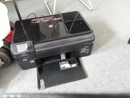 MOVING SALE..HP ALL IN ONE WIFI PRINTER ONLY $10