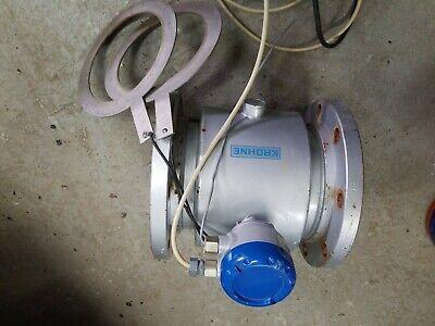 Krohne Flowmeter 8inch Magmeter