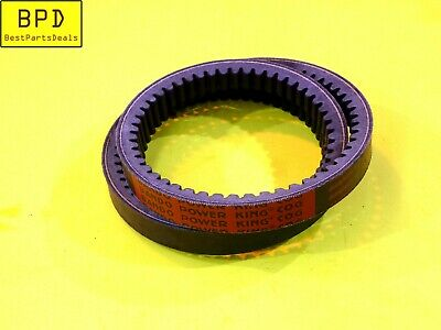 Power King Cogged V-belt Cx Section 78 Top Width 59 Od Bando Cx55