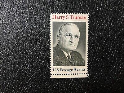 MNH USA Harry S. Truman Stamp, 8