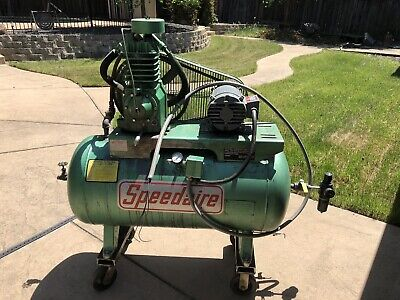 Speedaire Air Compressor 5 Hp 45 Gallons