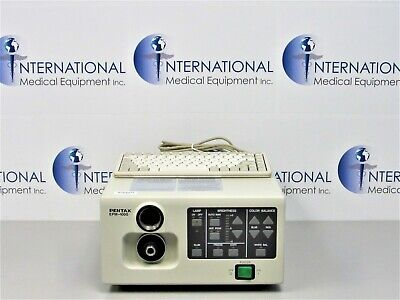 Pentax Epm-1000 Video Processor With Keyboard
