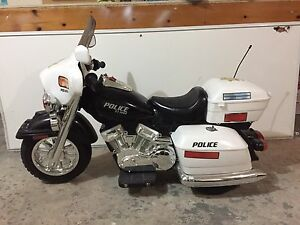 Police Electric bike