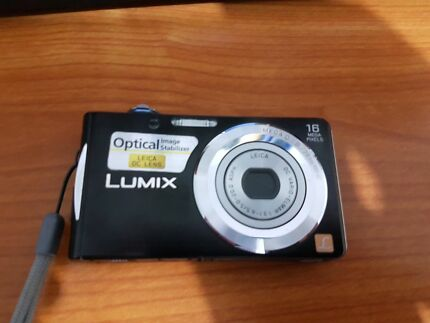 panasonic lumix dmc-tz3 digital camera software