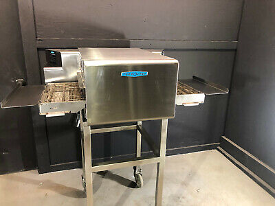 Turbochef Hcs1618 Ventless Conveyor Pizza Oven Rapid Cook 208v 1-phase