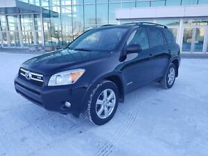 2007 Toyota RAV4 Limited 4WD, Excellent Shape