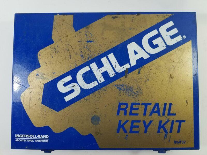 Schlage Retail Key Kit 40-132 for Schlage & Dexter Good Stock+Tools Pin Kit