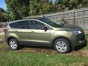 2014 Ford Kuga Kirwan Townsville Surrounds Preview
