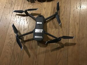 Mavic 2 Enterprise Dual Thermal Drone with fly more kit