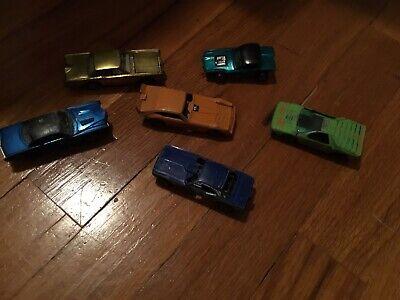 Vintage Redline Hotwheels lot of 6 cars all fillers #10 Lot