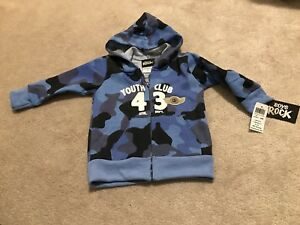 18 months camouflage jacket