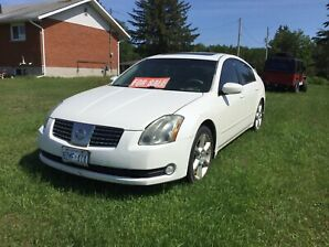 2006 NISSAN MAXIMA LUXARY CAR!!!
