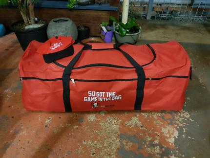 KFC Junior Cricket Kit Bag & Hat