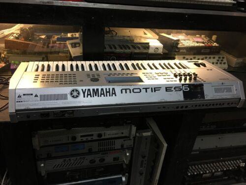 Yamaha  Original Motif Es 6 Synthesizer 61 Key Keyboard Es6 / Piano  //armens//