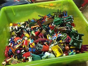 Huge lot of Playmobil!