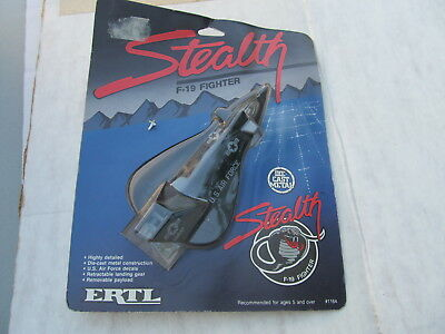 ERTL Stealth F-19 Fighter  NEW IN PACKAGE for sale  Milwaukee