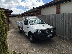 2010 Toyota Hilux Ute Taylors Hill Melton Area Preview