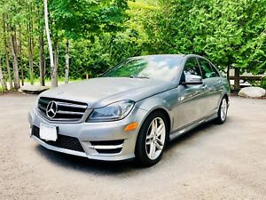 2014 Mercedes Benz C300 4MATIC