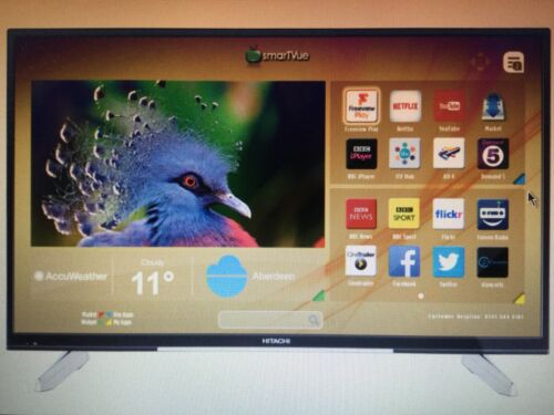 Hitachi 50HK6T74U 50 Inch 4K Ultra HD Smart TV