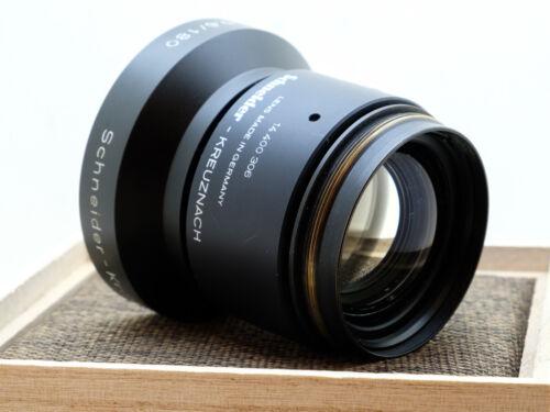 Schneider Kreuznach Componon-S 180mm f/5.6 enlarger lens in f/8 mount
