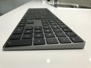 New Apple Magic Keyboard Space Grey ISO-CAN