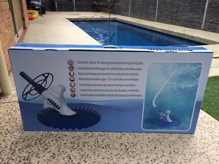 Brand New Pool Cleaning Package