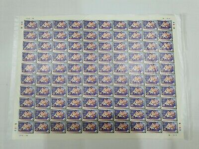 Malaysia 2000 World Table Tennis Championships Imperf Uncut Stamp Sheet MINT MNH