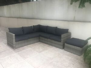 Brand new outdoor lounge setting Darling Point Eastern Suburbs Preview