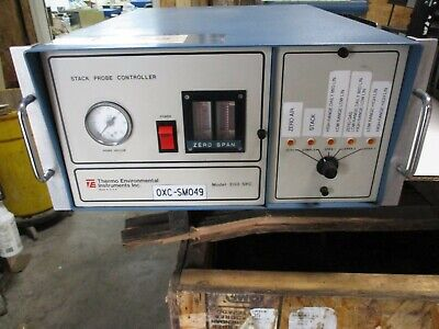Thermo Environmental Instruments Stack Probe Controller 5031010b Used