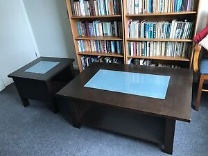 Freedom coffee and side tables Wollongong Wollongong Area Preview