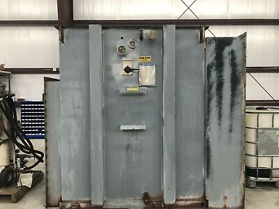 Ite Substation Transformer 2500  2800 - 3125 3500 Pri 34500 Sec 480y277